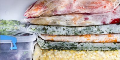 Foods you didn't know you could freeze