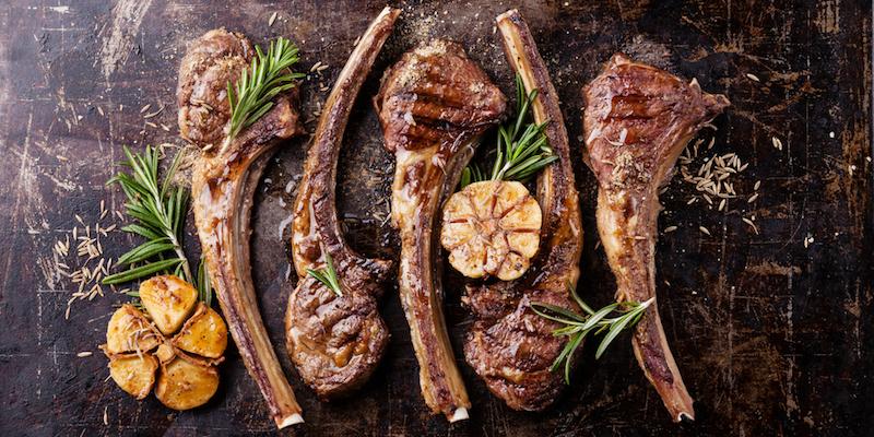 lamb, health benefits