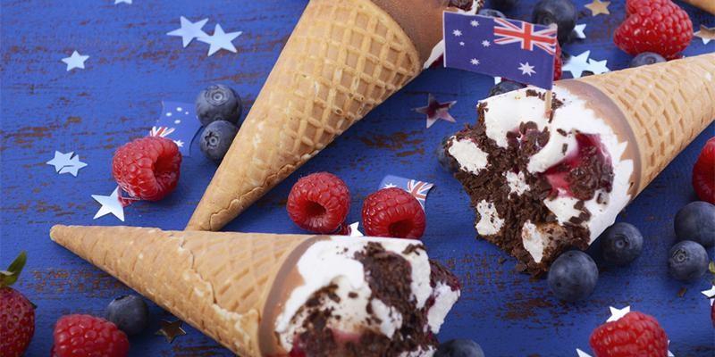 Closer look at Ice Cream