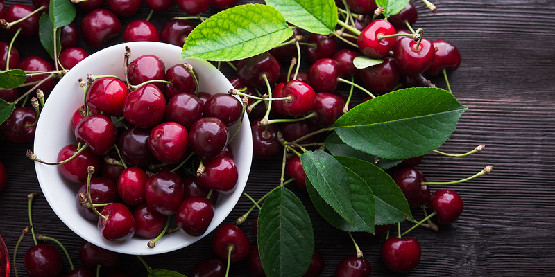 The Health Benefits of Cherries