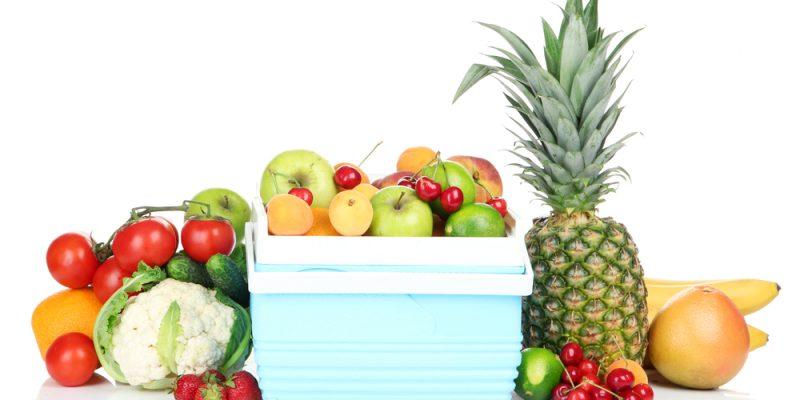 store fresh food