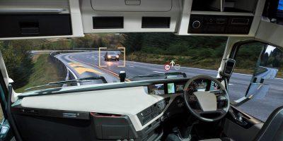 autonomous trucks