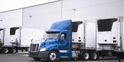 brisbane road freight truck